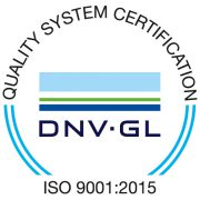 ISO 9001 2015 COL Quality Sytem Certification